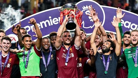 Tổng hợp các danh hiệu tại giải Ngoại hạng Anh 2019/2020