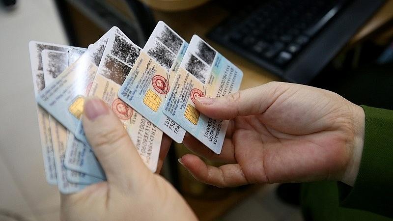 Hơn 21,5% số công dân trong tỉnh Hải Dương nhận được thẻ căn cước công dân gắn chip