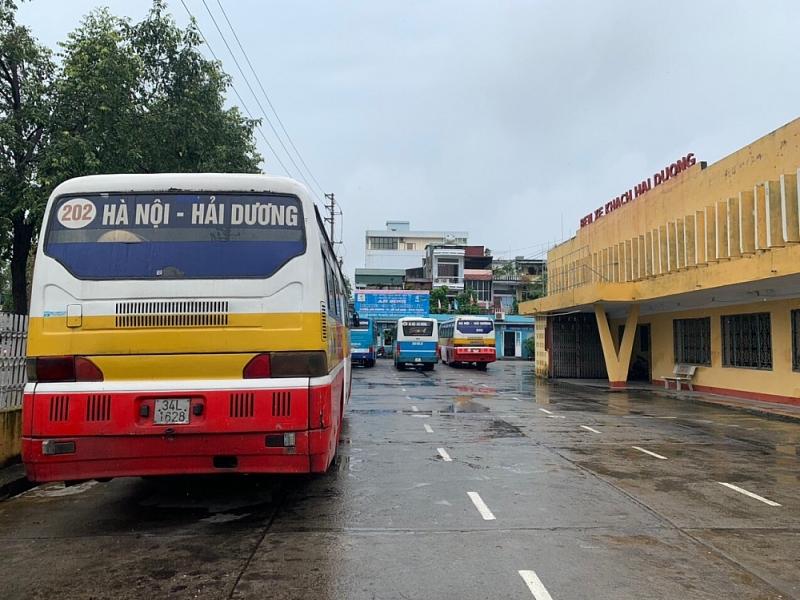 xe buýt hải dương hà nội