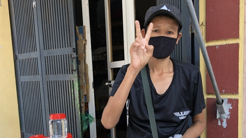 """Những suất cơm """"di động"""" đặc biệt chỉ 2 nghìn đồng ở Hà Nội"""