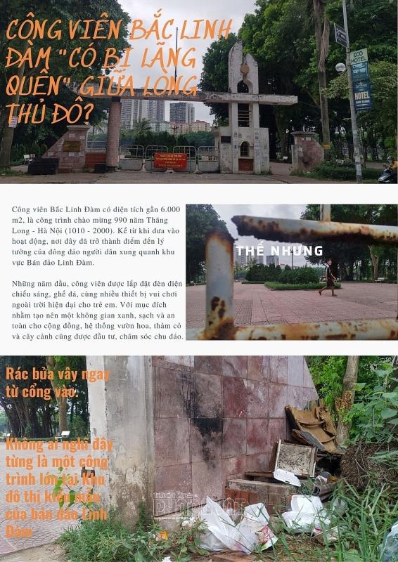 Công viên Bắc Linh Đàm