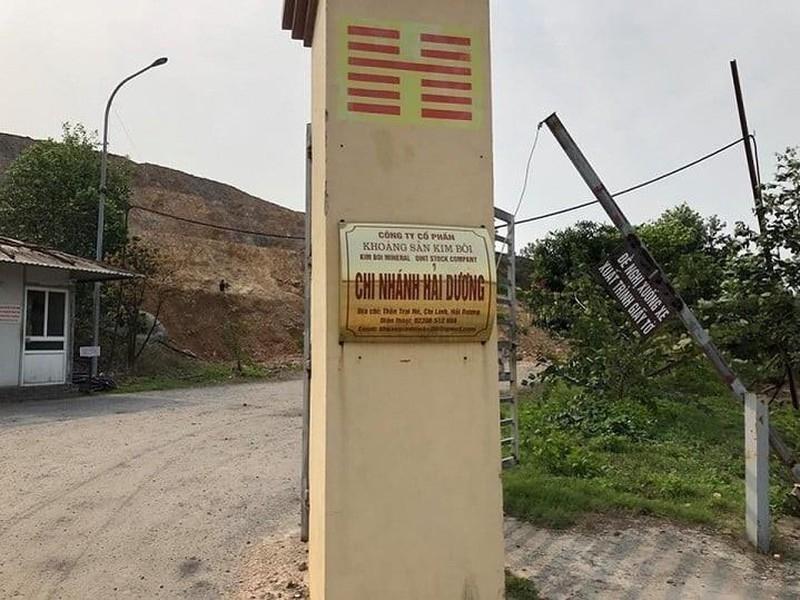 Liên tiếp xảy ra tai nạn lao động chết người tại Công ty CP khoáng sản Kim Bôi chi nhánh Hải Dương