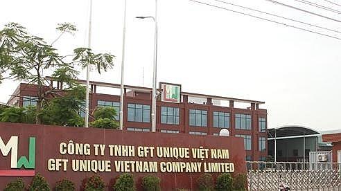Công ty TNHH GFT UNIQUE Việt Nam