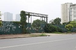Hàng trăm dự án tại Hà Nội chậm triển khai, vi phạm Luật Đất đai