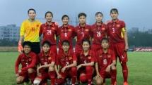 ĐT nữ Việt Nam sáng cửa dự World Cup 2023