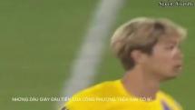 Công Phượng chói sáng trong trận đấu Sint-Truiden gặp Sporting Charleroi