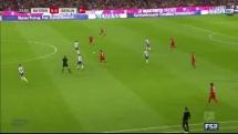 """Bayern Munich 2-2 Hertha Berlin: """"Hùm xám"""" chật vật cầm hòa """"đàn em"""""""