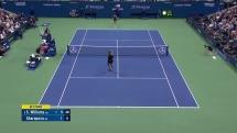 """Sharapova - Serena: """"Quá nhanh, quá nguy hiểm"""""""