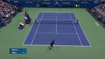 """Roger Federer - Sumit Nagal: """"Tàu tốc hành"""" chật vật tiến vào vòng trong"""