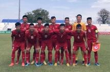 Lịch thi đấu, kết quả, bảng xếp hạng U15 Quốc tế 2019