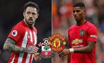 Nhận định trước trận đấu Southampton vs Man Utd (18h30 31/8)