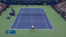 """Djokovic 3-0 Kudla: Nole """"tốc hành"""" vào vòng 4"""