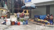 Người dân phố Hạ Đình trở lại sinh hoạt bình thường sau sự cố cháy xưởng của Cty CP Rạng Đông