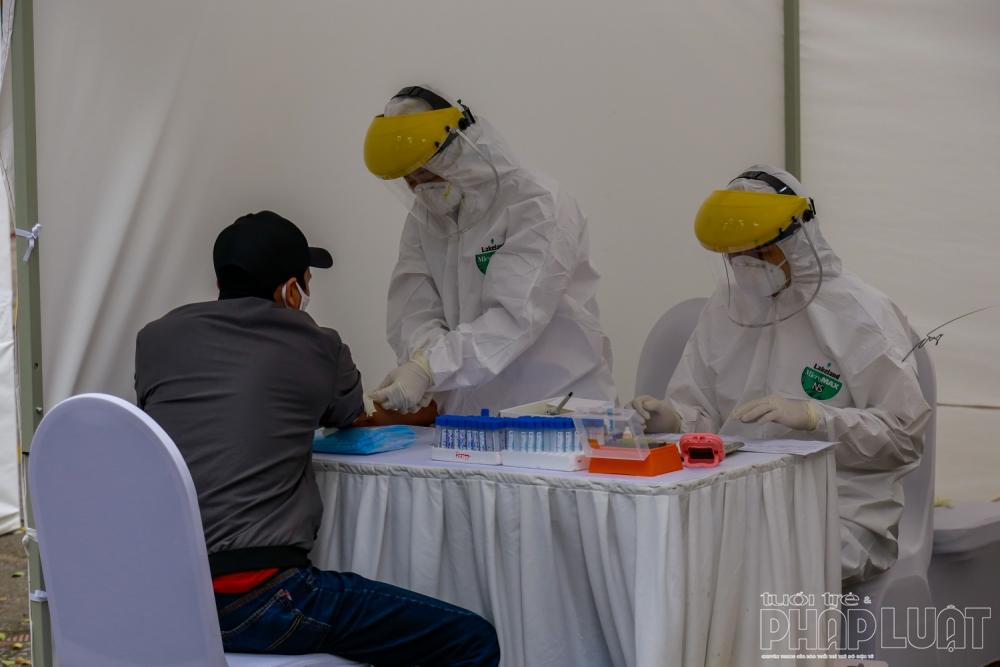 Hải Dương: 458 trường hợp F1 liên quan đến bệnh nhân 751 đều âm tính với SARS-CoV-2