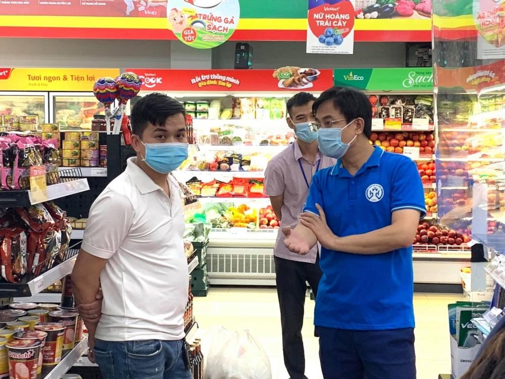 Hải Dương: Xử phạt chuỗi cửa hàng VinMart do vi phạm quy định phòng chống dịch