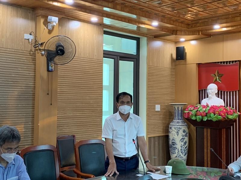 Phó Chủ tịch UBND tỉnh Lưu Văn Bản khẳng định, huyện Nam Sách đã khoanh vùng được các nguy cơ lây lan dịch bệnh Covid-19