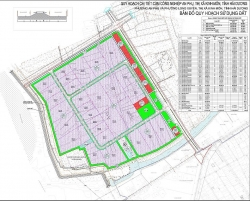 Hải Dương phê duyệt quy hoạch chi tiết cụm công nghiệp 47 ha tại Kinh Môn