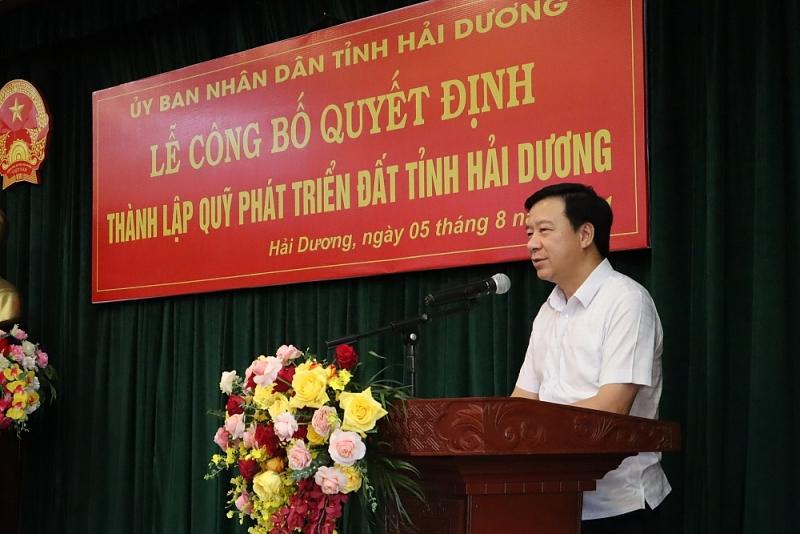 Bí thư Tỉnh ủy Phạm Xuân Thăng phát biểu tại buổi Lễ