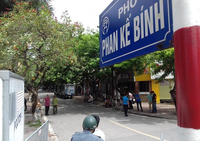 Hà Nội sẽ bồi thường gần 98 triệu đồng/m2 đối với đất mặt đường Phan Kế Bính