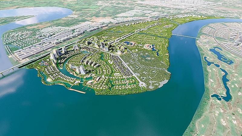 Dự án Khu đô thị du lịch Long Tân