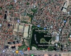 Hà Nội: Phê duyệt 107 tỷ đồng làm đường từ Vành đai 2,5 đến UBND phường Hoàng Văn Thụ