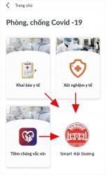 Hải Dương: Thống nhất ứng dụng công nghệ thông tin trong phòng chống dịch