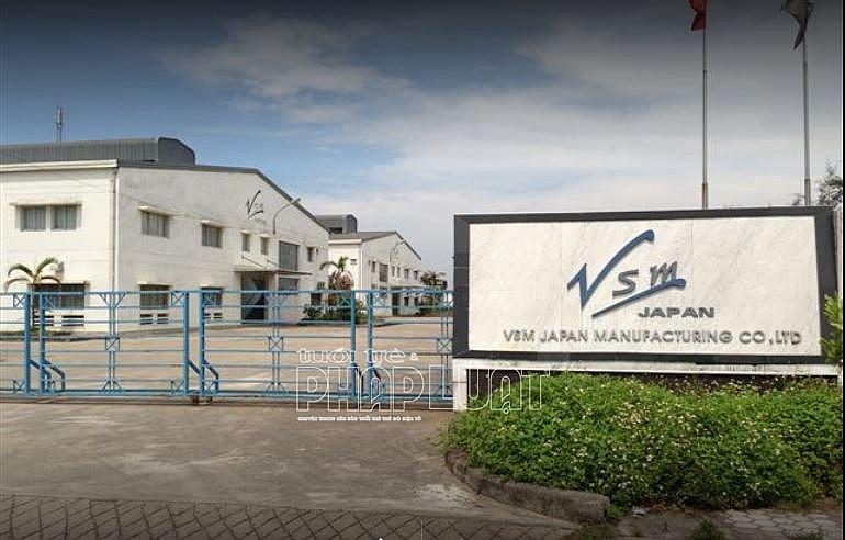 Hải Dương: Dân kêu cứu vì khí thải có mùi khét từ KCN Tân Trường, Cẩm Giàng