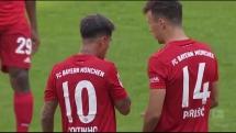 "Bayern Munich 6-1 Mainz 05: ""Hùm xám"" thiết lập 1 set tennis"