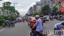 Giao thông Hà Nội ngày đầu đi làm sau kỳ nghỉ lễ 2/9