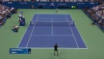 Lịch sử lặp lại, Nadal tiến vào bán kết US Open sau khi hạ Schwartzman