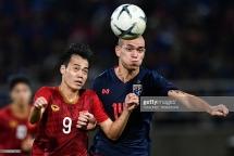 Những pha chơi xấu của cầu thủ Thái Lan trong trận đấu với Việt Nam