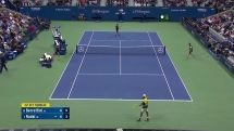 Nadal 3-0 Berrettini: Thể hiện bản lĩnh, hạt giống số 2 tiến thằng vào chung kết