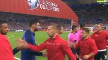 Pháp 4-1 Albania: Thị uy sức mạnh