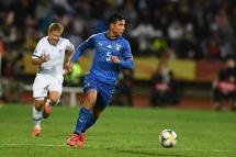Thi đấu nhạt nhòa, Italia vẫn có 3 điểm trước Phần Lan