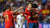 Tây Ban Nha 4-0 Faroe: Sức mạnh khủng khiếp, độc chiếm ngôi đầu