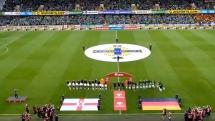 Bắc Ireland 0-2 Đức: Vượt chướng ngại vật, vươn lên đầu bảng