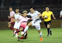Vòng 23 V-League: HAGL đại bại trên sân Thống Nhất