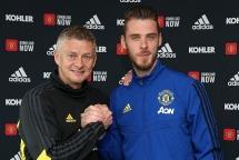 CHÍNH THỨC: De Gea gia hạn hợp đồng với Man Utd, nhận lương cao nhất thế giới