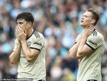 Thua West Ham, Man Utd thiết lập kỷ lục tệ nhất gần 2 thập kỷ