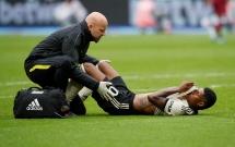 Man Utd chính thức hết tiền đạo sau chấn thương của Rashford