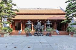 Tháng 7 Vu Lan: Yên bình nơi cửa Phật