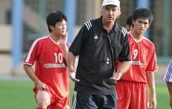 Cựu huấn luyện viên trưởng ĐT Việt Nam - Alfred Riedl qua đời