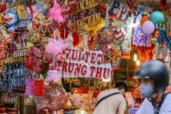 Mở hội Trung thu phố cổ, Hà Nội cấm 5 tuyến đường