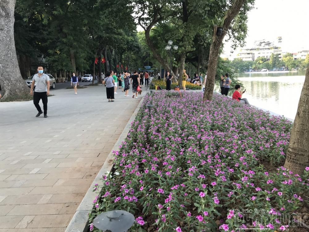 Hà Nội: UBND quận Hoàn Kiến đề xuất mở lại phố đi bộ Hồ Gươm