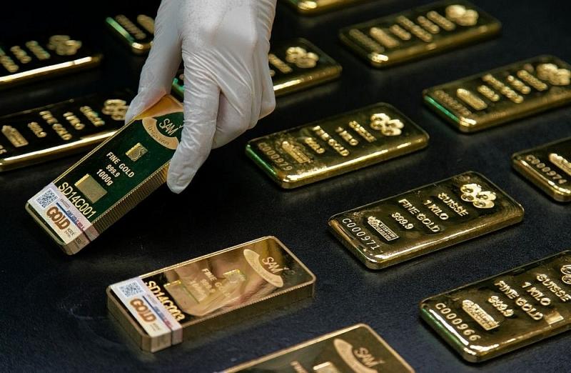 Giá vàng hôm nay 22/9: Giá vàng trong nước tăng ngược chiều thế giới