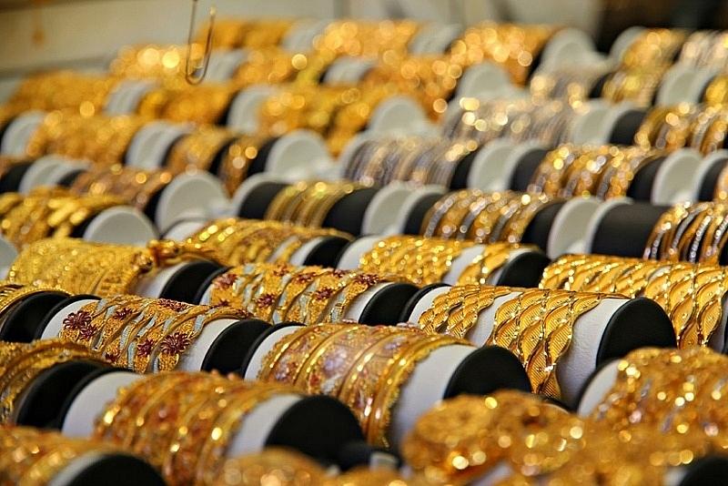 Giá vàng hôm nay 2/10: Vàng tiếp tục khởi sắc