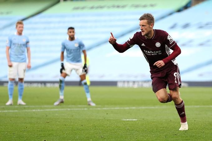 Kết quả bóng đá 28/9: Leicester