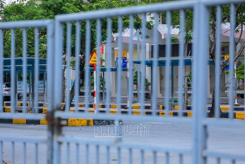 Hình ảnh lạ lẫm tại các bến xe Hà Nội dịp nghỉ lễ Quốc khánh
