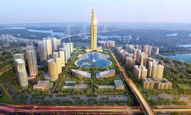 Hà Nội: Chuẩn bị xây dựng tháp tài chính và nhiều khu đô thị thông minh