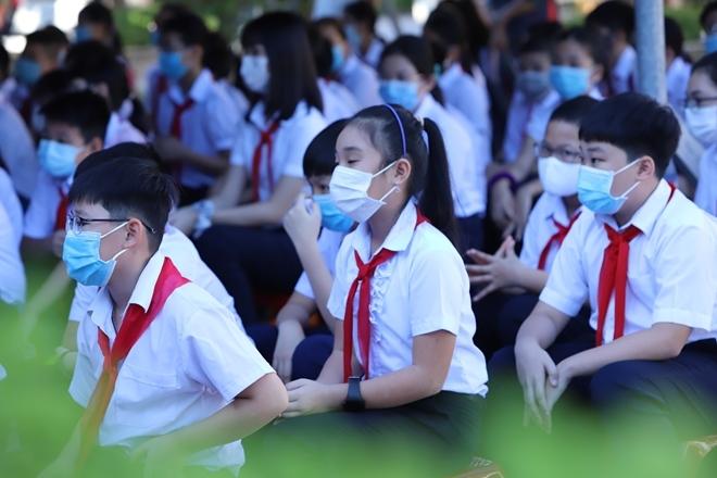 Hải Dương: Từ 20/9, học sinh các cấp đi học tại trường 1 buổi/ngày